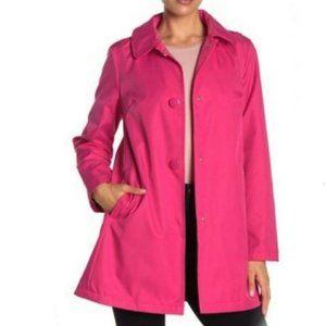 Kate Spade New York  water-resistant hooded Jacket